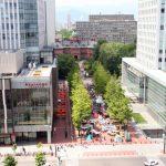 心地よいオープンスペースの作り方 札幌市のガイドラインが参考になります