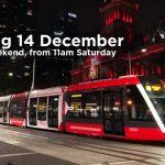12月14日にシドニーライトレールL2線が開通…またシドニーに行きたくなった